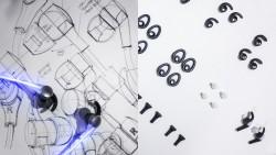 Design by: Bebop designers (glow headphones)