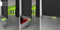 Design by: Behzad Rashidizadeh (Foot Latch II)