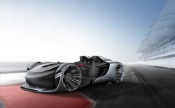 Design by: Adib Yousefshahi (Porsche 911 Vision EXQUISITE)