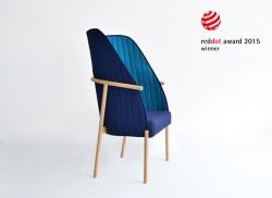 Design by: Muka Design Lab (Reves Chair / Silla Revés)