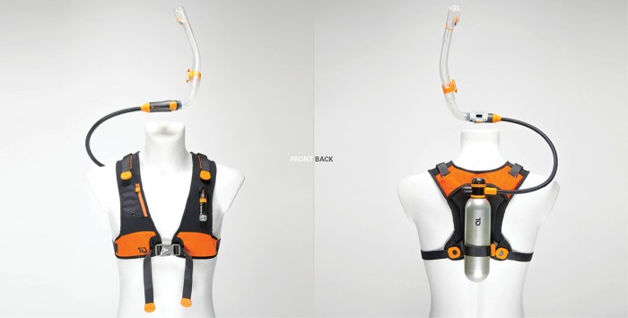 Design by: Ivo Wawer (diving system TIO)