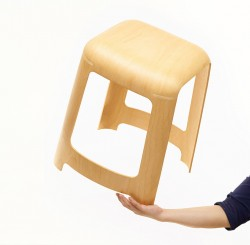 Design by: MUHAUKAO (ply stool)