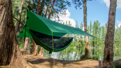 Design by: GO! Outfitters (Apex Camping Shelter & Hammock Camping Tarp)