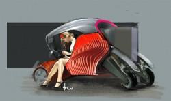 Design by: Nir Siegel – Audi concept