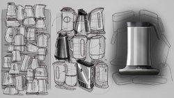 Abidur Chowdhury – Ferv: Insulated Kettle – sketch