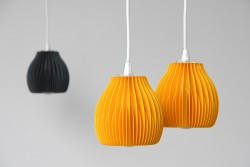 Design by: Martin Žampach – RIBONE – LAMP SHADES