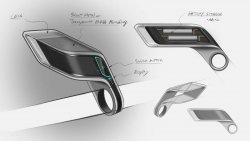 Kaiser Chang – sketch – Astra – LED Bike Head Lamp