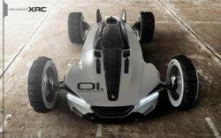 Tiago Aiello – Peugeot XRC Concept