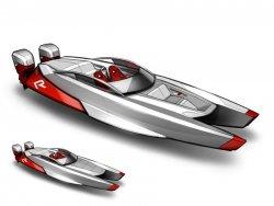 ROBRADY DESIGN – HF4S RACING BOAT CONCEPTS