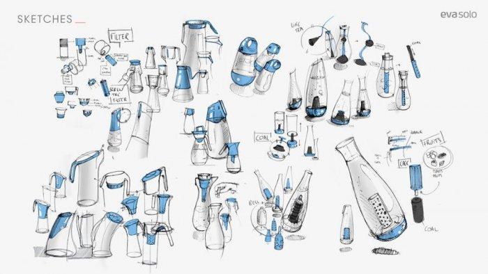 Noé Baudouin – Filter carafe for Eva Solo