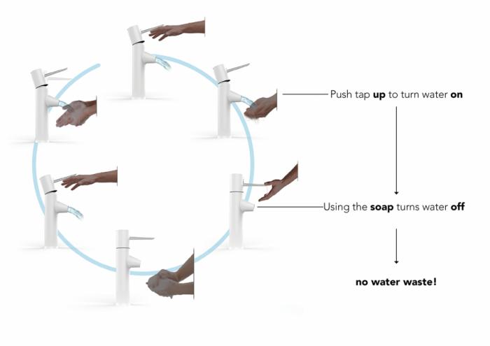 Eric Galano – Tip Tap – Eco Faucet