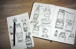 Antoine Beynel – SKETCHBOOK