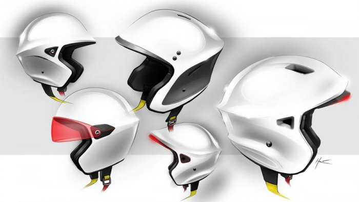 Hudson Rio – Auto Helmet