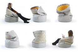 Kumeko – Snug Chair