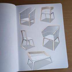 Marius Kindler – Sketchbook