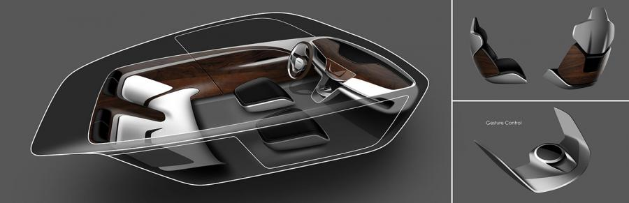 Nelson Vanwagoner Chrysler Interior Project 7th Term Design