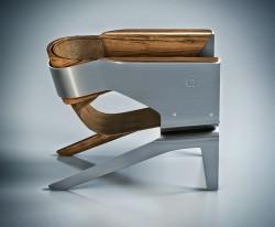 İsmet Cevik – Q Lounge Chair