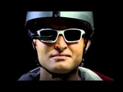 First Look – Garmin Varia Vision Heads Up Display For Cyclists – YouTube