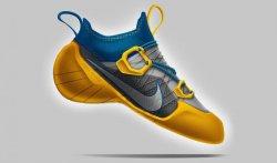 Jim Tirone – Nike Free Climb Concept