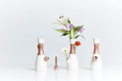 Castor Design – VOONG: A VASE THAT DOUBLES AS A BONG