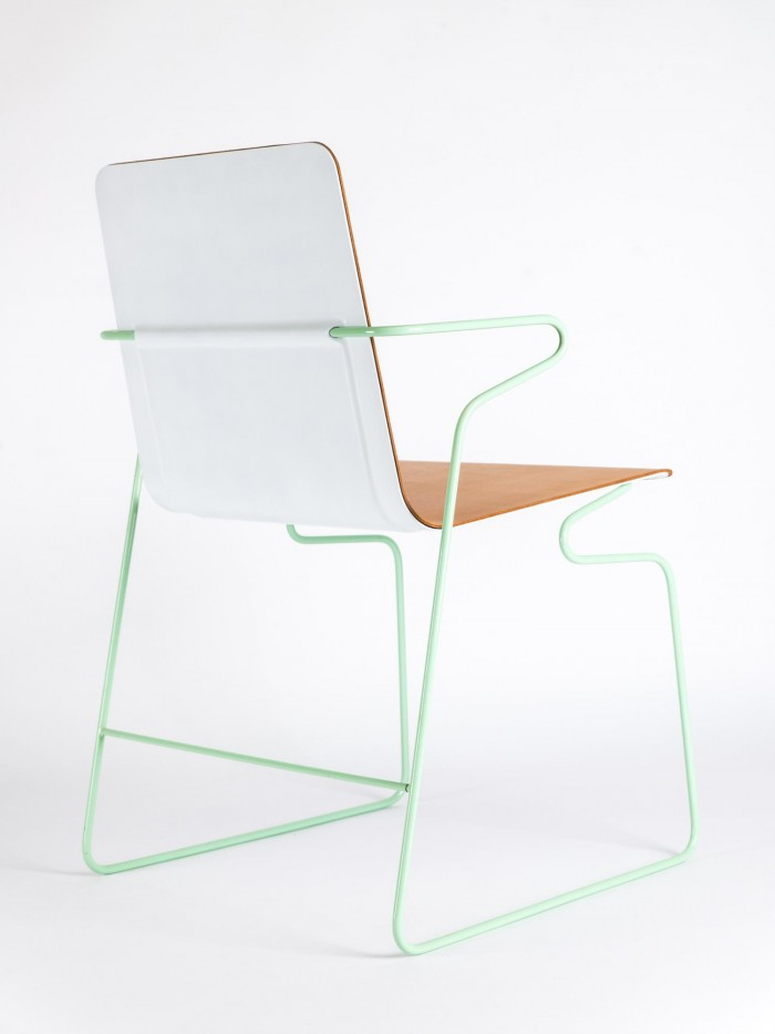 FREDERIK KURZWEG DESIGN STUDIO – BENDER CHAIR