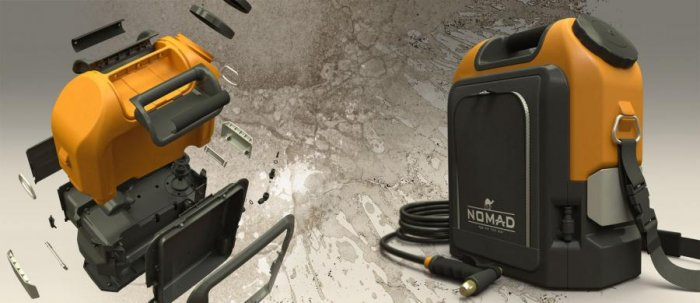 Zukun Plan – Nomad Portable Power Cleaner By Nomad