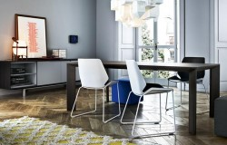 """Fold"" chair / Poliform /  Rodrigo Torres"