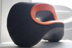 The BullRest Travel Pillow