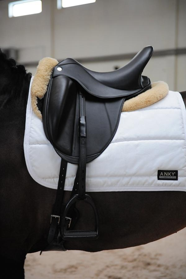 Marcela Nowak – CarboTech –  dressage saddle