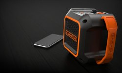 Trevor Timson – Black + Decker Bluetooth Speaker