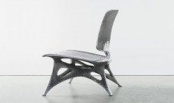 Joris Laarman Lab – Aluminum Gradient Chair – 3d print
