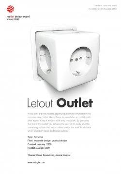 Damjan Stankovic – Letout Outlet – concept