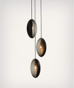 Tamera Leigh Staten, Mark Kinsley – LAKE + WELLS | Oona Pendant