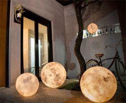 Luna: The Full Moon Lamp