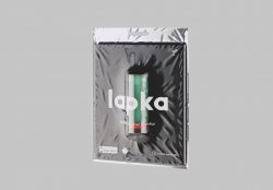 Ilya Kolganov – Lapka BAM Color Packaging Design Research