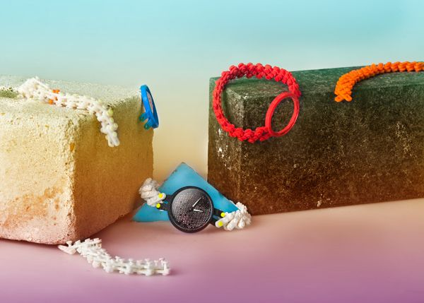 Tobias Nickerl – 3D Printed Watch – print temps