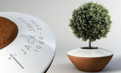Margaux Ruyant – Poetree – Create a companion through the stages of the mourning
