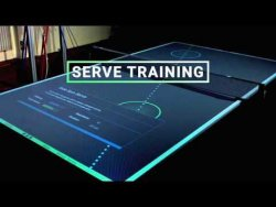 interactive Table Tennis Trainer 3000 – YouTube