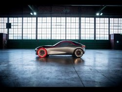 Opel GT Concept – The next generation of sculptural design – YouTube