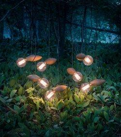 Jangir Maddadi Design Bureau – Swarm Lamp
