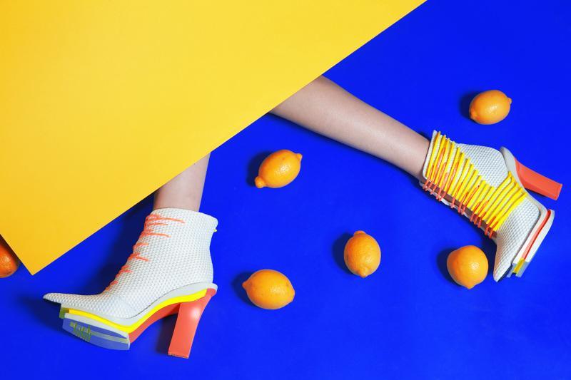 Chengxu Tian – The Layering Movement 2016 – 3D FOOTWEAR DESIGNS