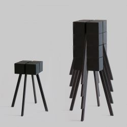 Jean-Charles Amey – STACKABLE STOOL 02