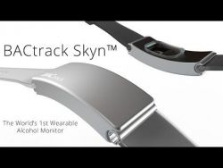 "BACtrack Skyn™ | NIH ""Wearable Alcohol Biosensor Challenge"" Submission Video"