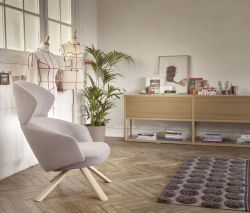 Repaus armchair for Bosc by Iratzoki & Lizaso