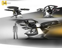 Robert Kovacs – Passenger Drone