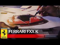 Ferrari FXX K – The making of