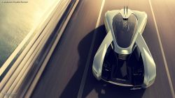 Antonio Paglia – Aston Martin DBV concept