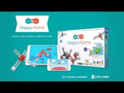 Happy Atoms – Digital and Physical Chemistry Set – Indiegogo