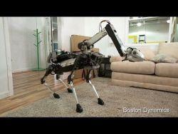 Boston Dynamics – Introducing SpotMini