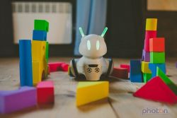 Photon – World's First Robot Which Grows With Your Child – Kickstarter